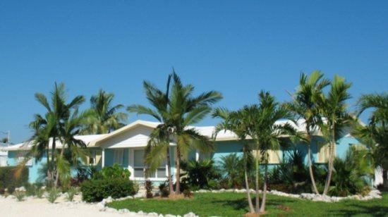 Front of the home - Tiki Time at Coco Plum Vacation Rental ~ - Marathon - rentals