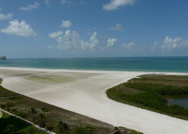 View from Balcony - South Seas Tower 3 Unit 1906 - Marco Island - rentals