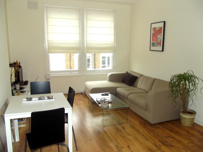 Kensington/Holland Park - Living Area - Fine 1 bedroom flat in Kensington/Holland Park - London - rentals