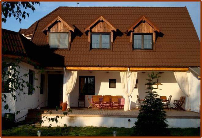 exterior - Transylvanian Eco-Cultural  Tourism - Villa - Brasov - rentals