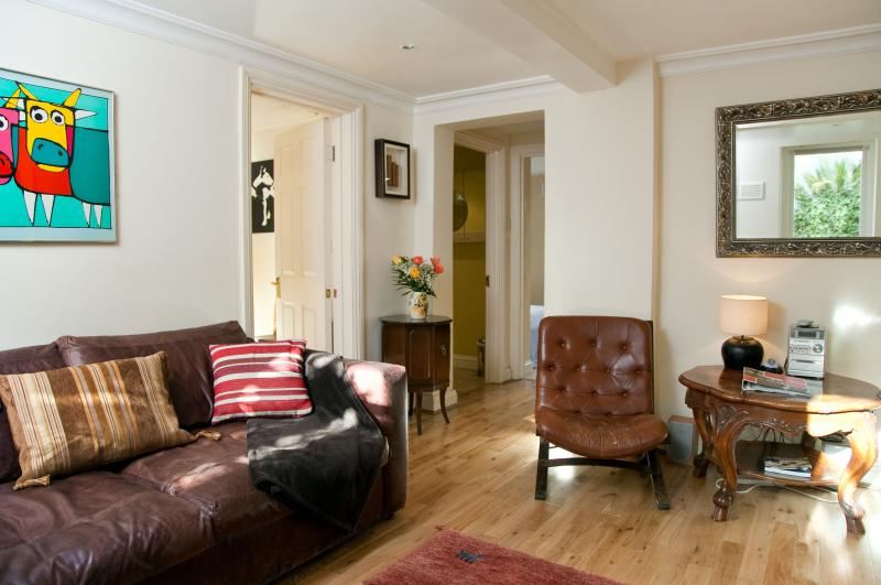 Garden Apartment in a Georgian Town House - Image 1 - London - rentals