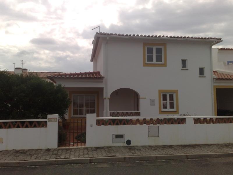Stree view - Casa do Almograve - Rota Vicentina - Almograve - rentals