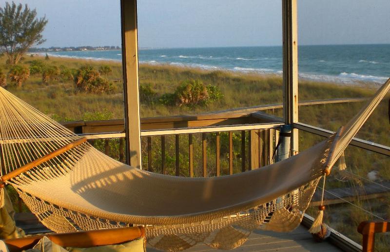 Unobstructed Gulf views! - Hibiscus House - Beachfront Bliss on the Gulf! - Little Gasparilla Island - rentals