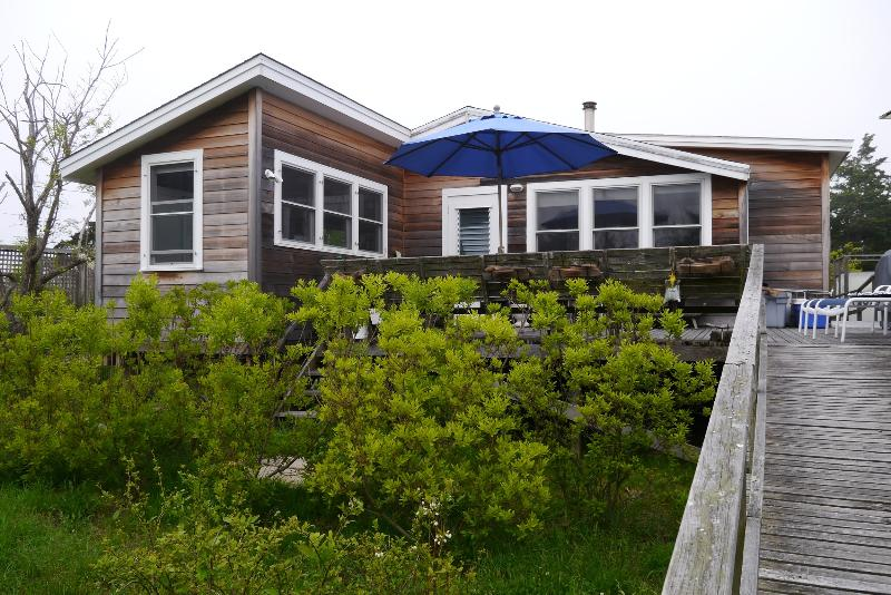 Exterior - Fire Island Cottage-3Bed2Bath - Fair Harbor - rentals