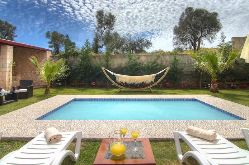 pool - Villa Dimitrios, Luxury with Private pool&Jacuzzi! - Rethymnon Prefecture - rentals