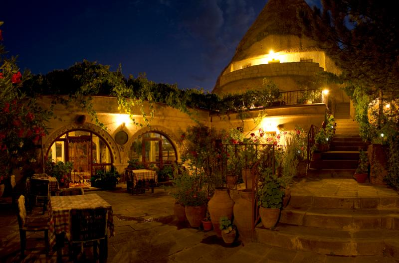 Stay in a fairy-chimney cave room in Cappadocia - Goreme. - Image 1 - Goreme - rentals