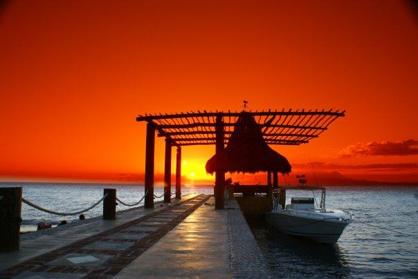 Hacienda Los Guayacanes, The most amazing sunsets - Hacienda Los Guayacanes private secluded Beachfront - Dominican Republic - rentals