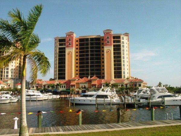 Cape Harbour South Tower - Sanibel View Condo Cape Coral FL 2/2 - Cape Coral - rentals