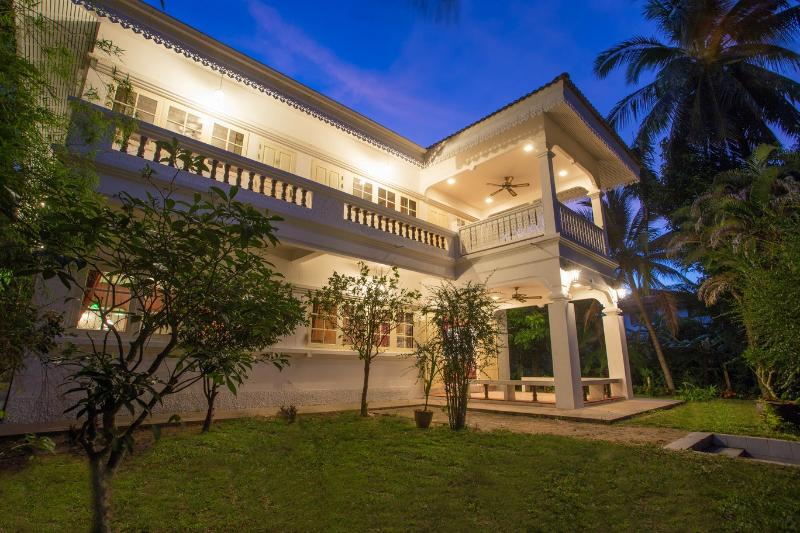 Baan Khun-Nang colonial residence - Beautiful 4 bedrooms Colonial Koh Samui - Mae Nam - rentals