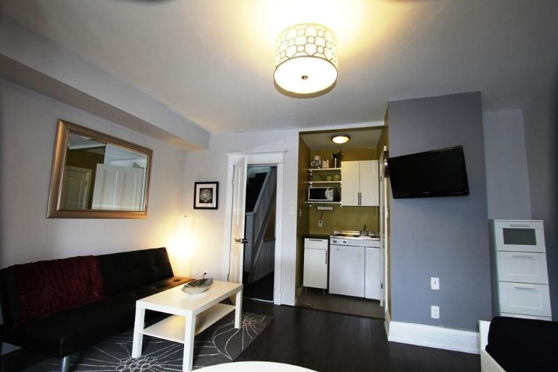 New York Suite - The Great Gerrard - New York Suite - Toronto - rentals