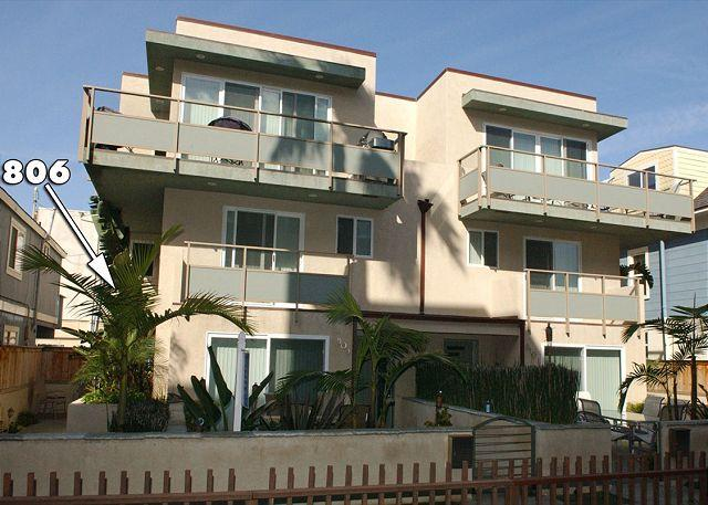 806 Ensenada Exterior - 806 Ensenada Court - Pacific Beach - rentals