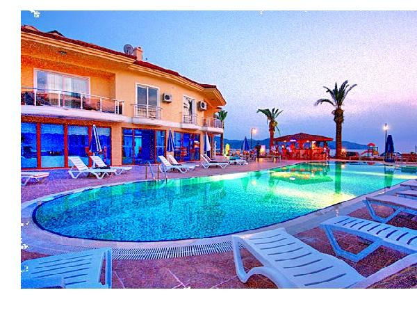 The Aegean Beach Bar Within the SUNSET BEACH CLUB (one of seven) - TURKEY Fethiye 3 Bedroom BEACH Holiday Home - Fethiye - rentals