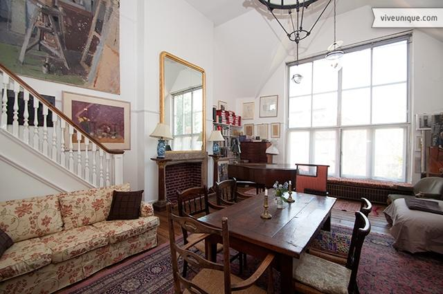 Grand artist's house, Kensington, sleeps 7 - Image 1 - London - rentals