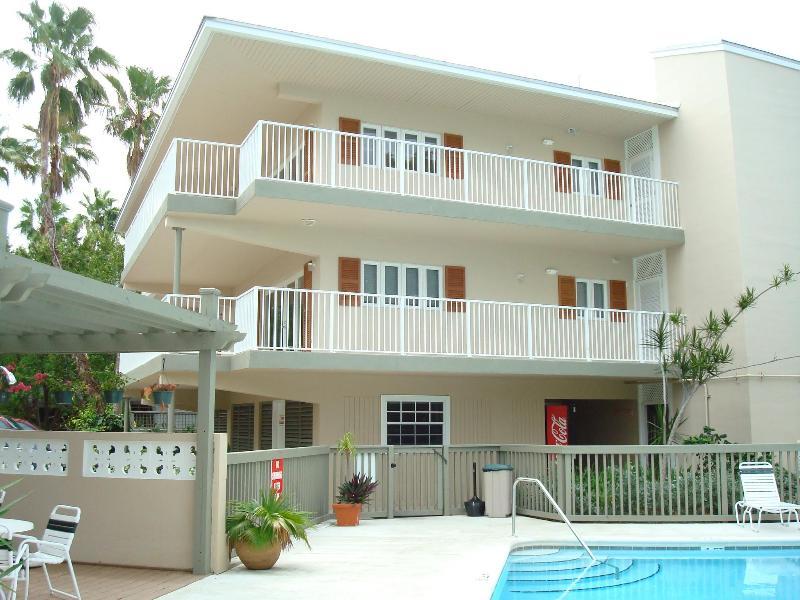 Building Exterior - Coconut Mallory Resort 2 Bedroom Condo - Key West - rentals