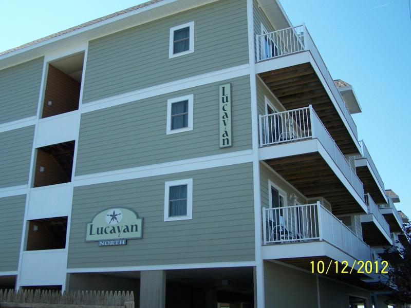 Exterior of Lucayan - Lucayan Resort 2 Bedroom Condo on the Bay 72nd St - Ocean City - rentals