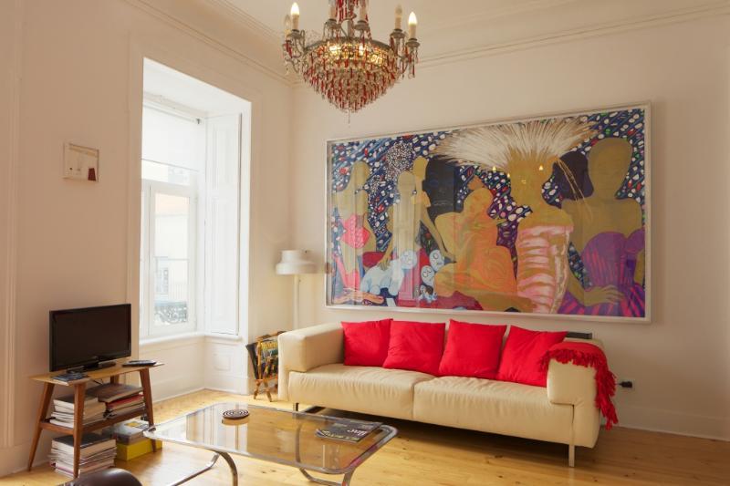 Apartment in Lisbon 245 - Graça - Image 1 - Lisbon - rentals