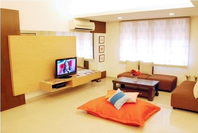 A living room complete with comfortable sofa and coffee table - Cotton Fields - Your Holiday Home In Malaysia - Kuala Lumpur - rentals
