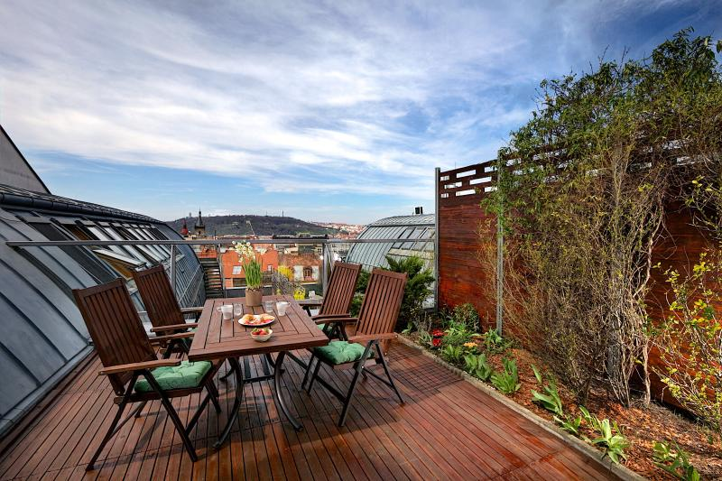 Sundeck Apartment - Sundeck Apartment - Prague - rentals