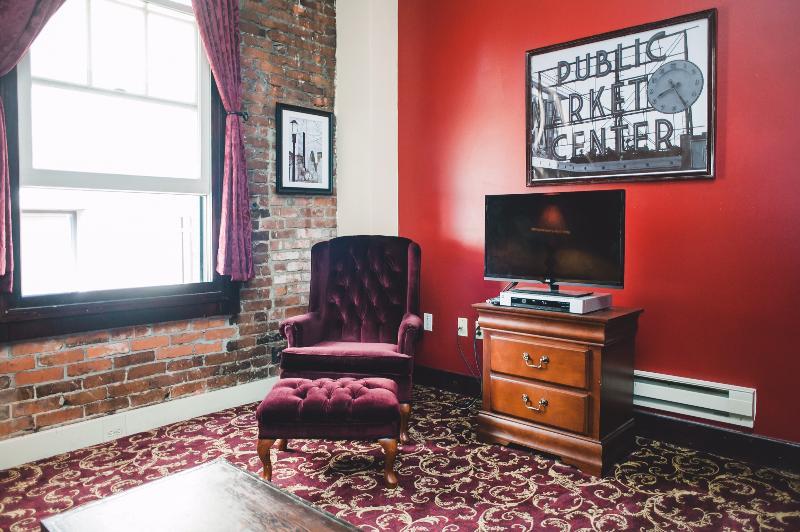Pioneer Square Apartment 203 - Image 1 - Seattle - rentals