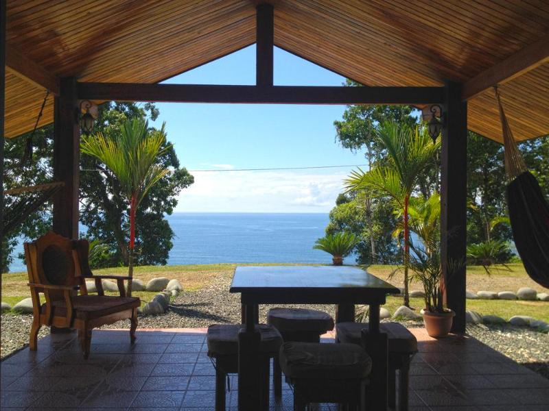 Spectacular Ocean View Home - Casa Hermosa! - Image 1 - Uvita - rentals