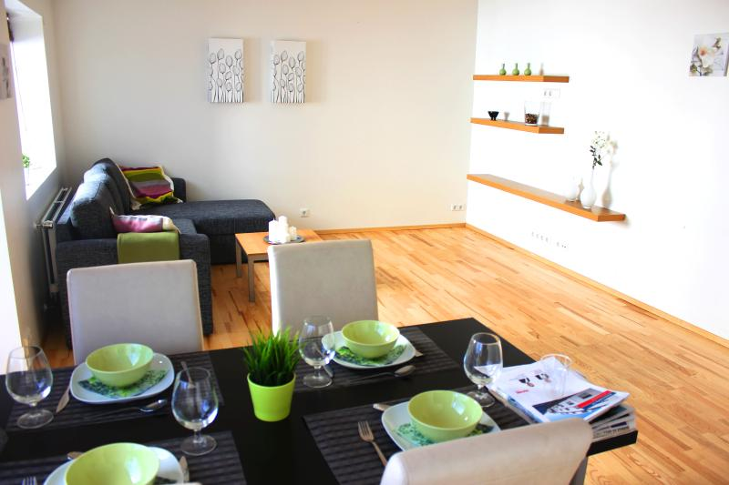 Great apartment in down town Reykjavik, sleeps 4 - Image 1 - Reykjavik - rentals