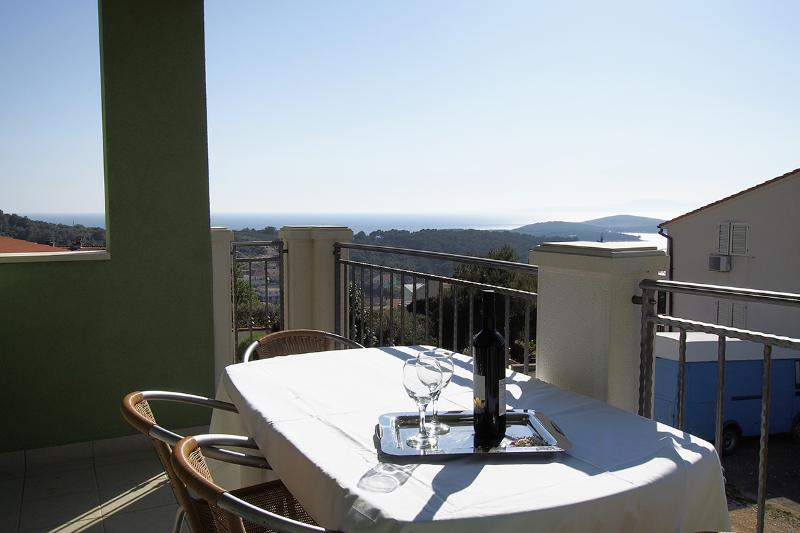 What an view on Pakleni Islands and Hvar bay - luxuriously furnished apartment - Hvar - rentals