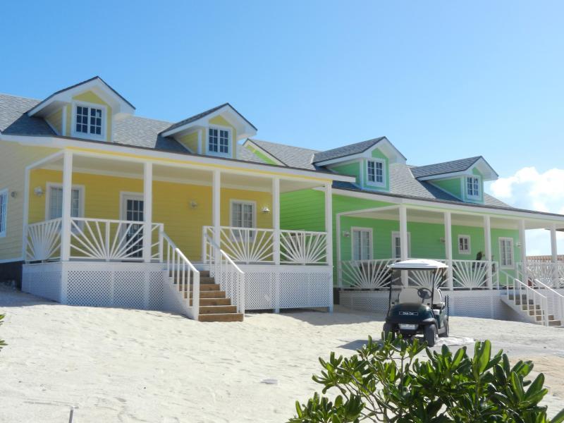 Ocean View & Ocean Reef Cottage - Exuma Vacation - Bahamas - rentals