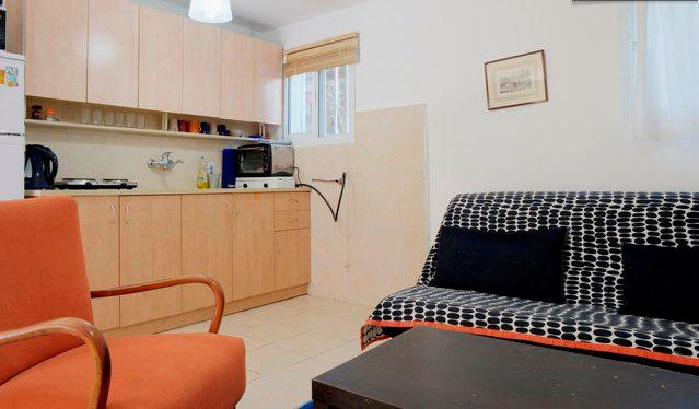 Great & cozy apt. 5 minutes from beach - Image 1 - Tel Aviv - rentals