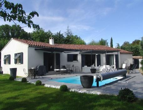Superb Aix En Provence Holiday Rental Villa with a Pool - Image 1 - Aix-en-Provence - rentals