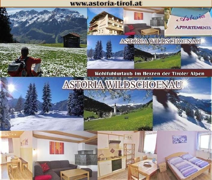 Astoria Appartements wildschoenau kitzbühel hotel room austria holiday tyrol tirol - Appartement Astoria Rosskopf Tyrol Wildschönau Austria Kitzbühl Alps - Niederau - rentals