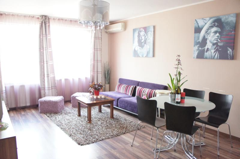 Fancy 60's, city downtown apartment - Image 1 - Bucharest - rentals