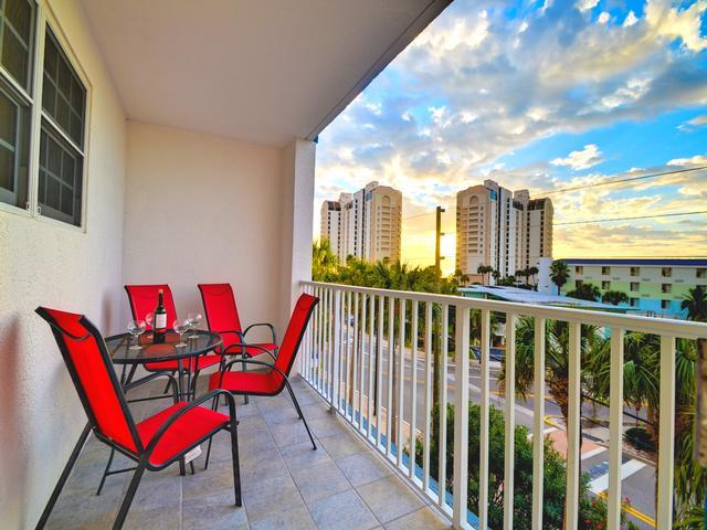 Dockside Condos 304 with balcony Waterfront Condo | 3 Bedrooms 2 Baths | Balcony | - Image 1 - Clearwater Beach - rentals