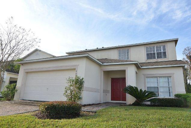 #4622 7BR/5BA Cumbrian Lakes private pool home, pool, spa, game room, sleeps 16 - Image 1 - Kissimmee - rentals