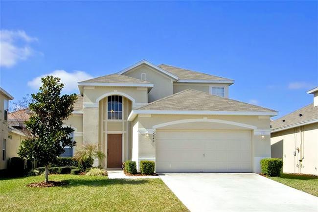 Mickey's Magical Palace, 6 Bedroom Home with Private Pool & Spa at Windsor Hills - Image 1 - Kissimmee - rentals
