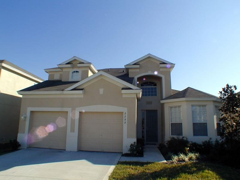 5BR/5BA Windsor Hills pool home in Kissimmee (BNC7799-E) - Image 1 - Kissimmee - rentals