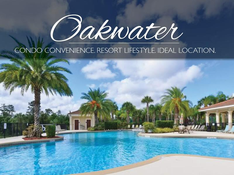 3BR/2.5BA Oakwater condo in Kissimmee (OW2779) - Image 1 - Kissimmee - rentals