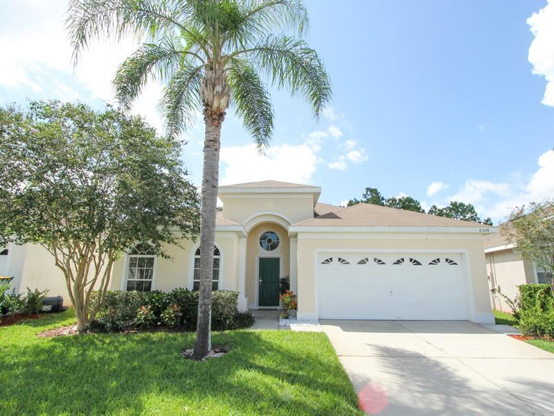 4BR/3BA Windsor Palms Kissimmee Pool home (KP8074) - Image 1 - Kissimmee - rentals