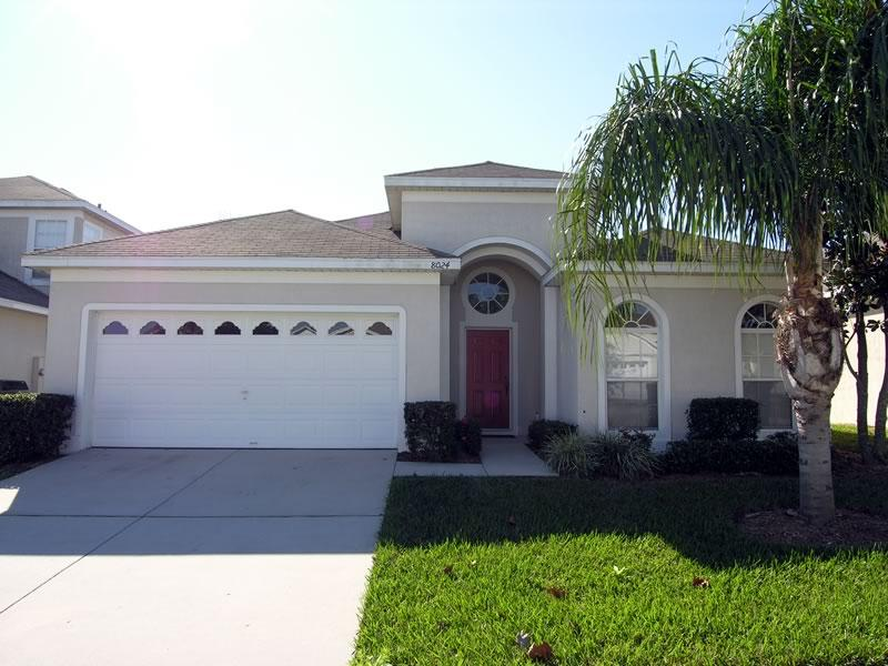 4br/3ba Windsor Palms pool home in Kissimmee (KP8024) - Image 1 - Kissimmee - rentals