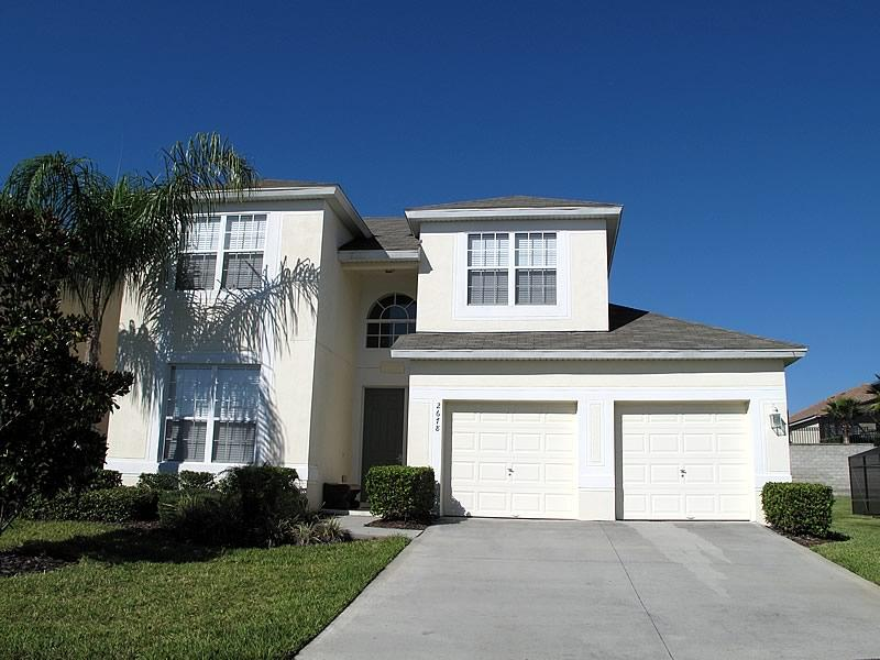 5BR/5BA Windsor Hills resort pool home (MNL2678-GGC)) - Image 1 - Kissimmee - rentals