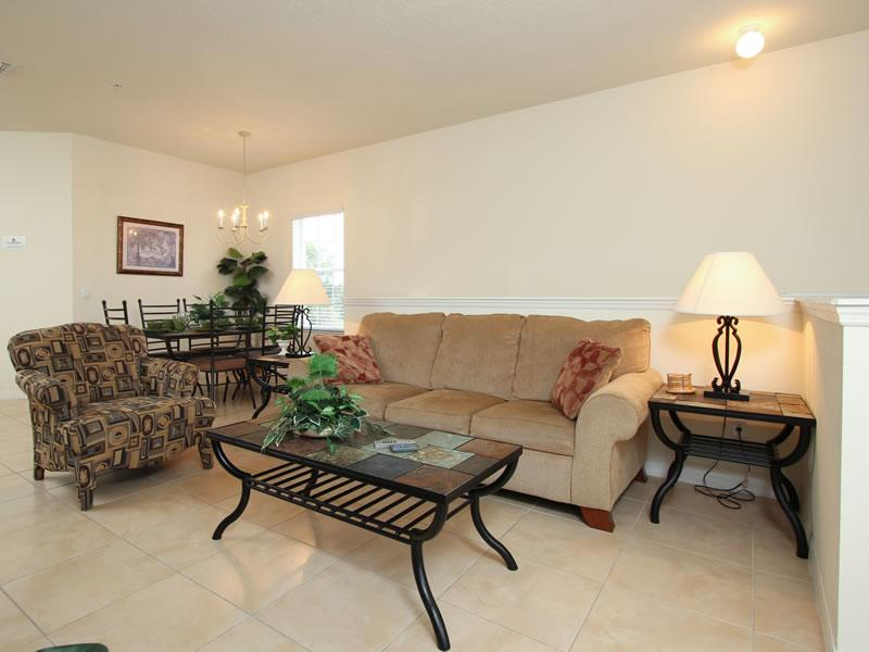 3BR/2BA Oakwater condo in Kissimmee (OW2712) - Image 1 - Kissimmee - rentals