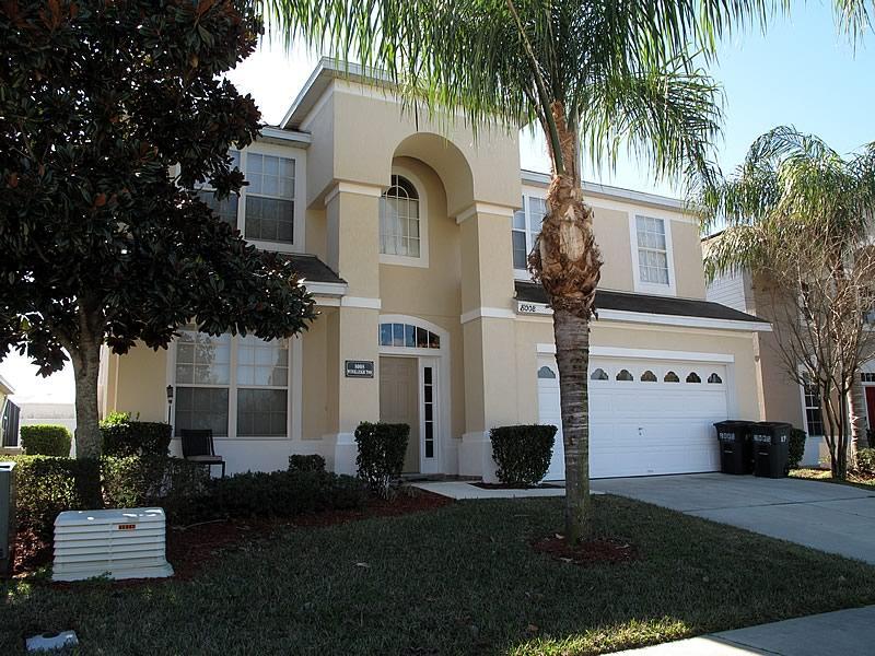 6BR/4BA Windsor Palms pool home (KP8008) - Image 1 - Kissimmee - rentals