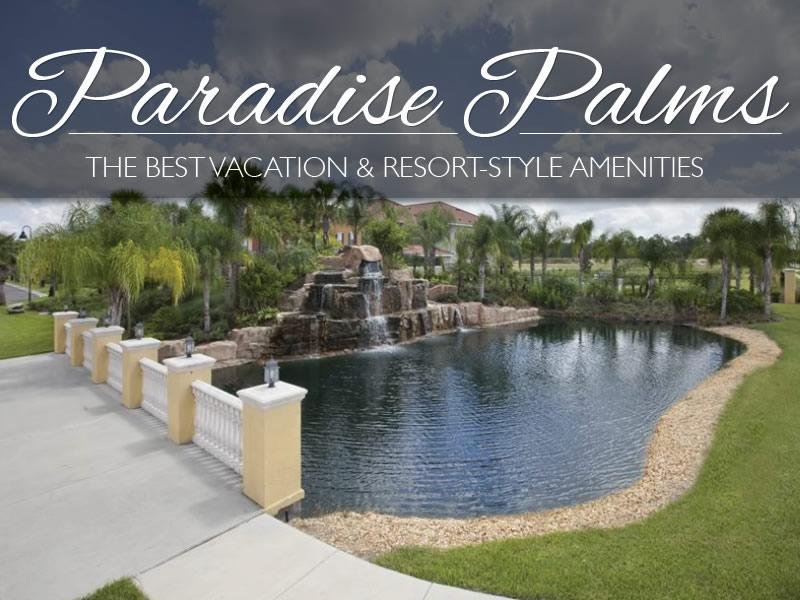 4BR/3BA Paradise Palms townhome in Kissimmee (CPR8972) - Image 1 - Four Corners - rentals