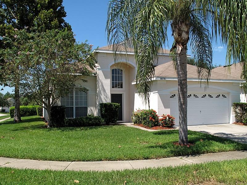 5BR/3BA Windsor Palms private pool home (KP8078) - Image 1 - Kissimmee - rentals