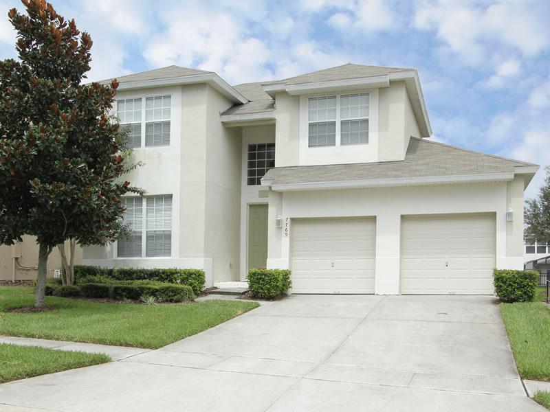 5BR/5BA Windsor Hills private pool home (TT7769) - Image 1 - Kissimmee - rentals