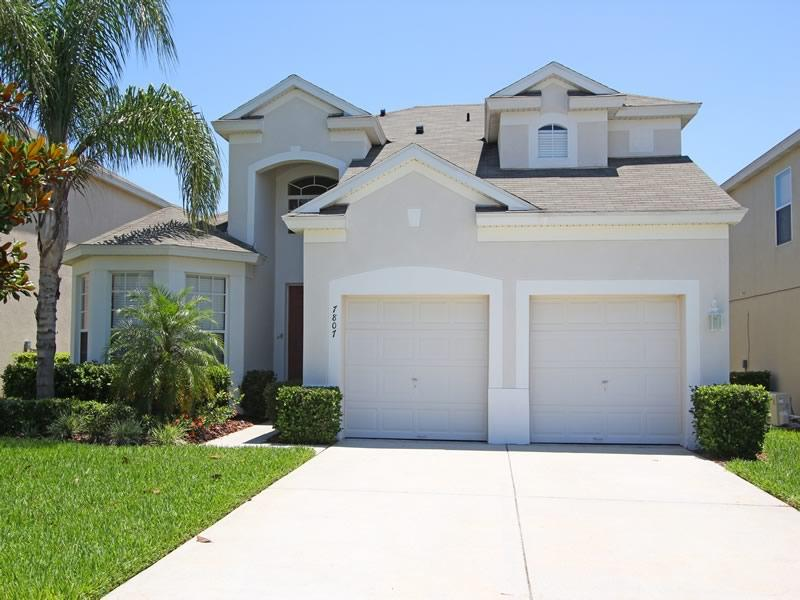 5BR/5BA Windsor Hills Resort Private Pool Home (7807BNC) - Image 1 - Kissimmee - rentals