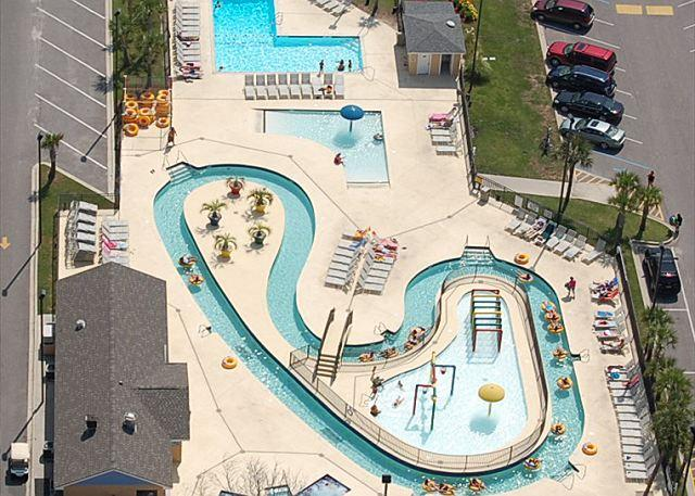 Lazy River - Myrtle Beach Resort 236A | Splendid Condo with Fully Equipped Kitchen - Myrtle Beach - rentals