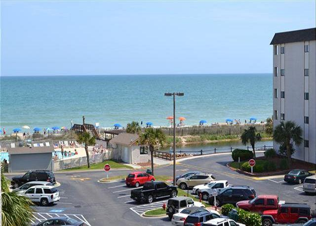 Myrtle Beach Resort 420A | Cozy Condo with Nice Ocean View - Image 1 - Myrtle Beach - rentals