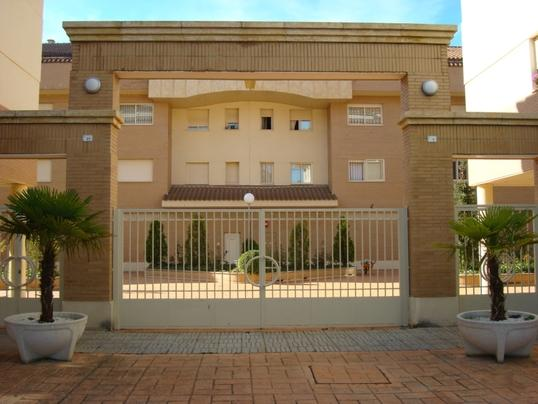 Main entrance - Apartment 3 bedrooms and pool - Salamanca - rentals