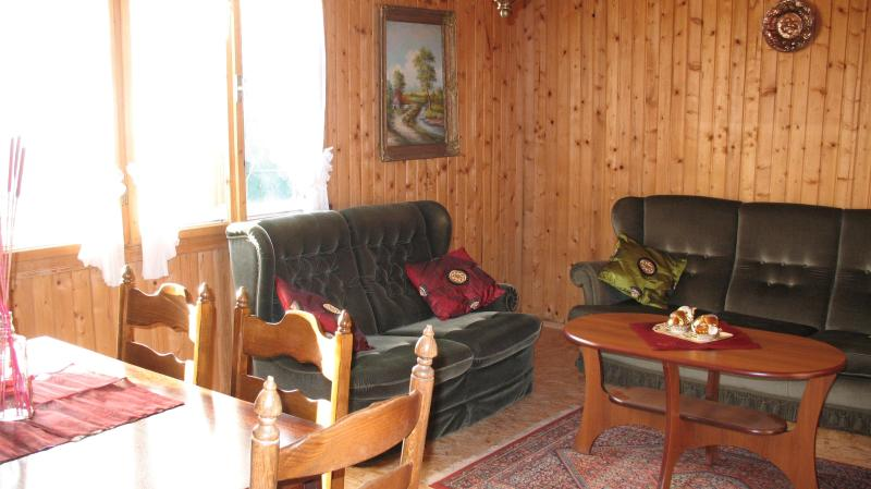 6  person chalet in the center of Transsylvania - Image 1 - Sibiu - rentals