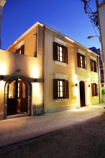 Niohori Rodos Elite Suites - Entrance - Niohori Rodos Elite Suites - Rhodes - rentals